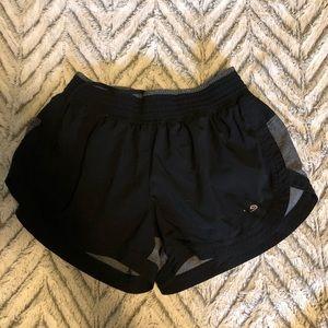 Women's small champion running shorts